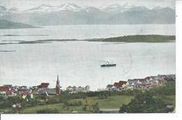 NORVEGE -  Fra Molde - 806 - Norvège