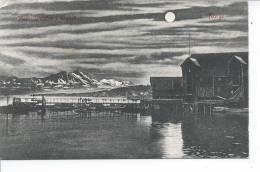 NORVEGE - MAANESKINSAFTEN I TROMSO - Norvège