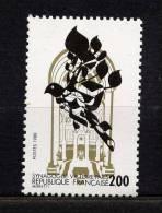 N° 2516** - LA GRANDE SYNAGOGUE DE LA RUE DE LA VICTOIRE - Unused Stamps