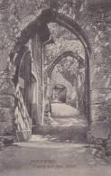 Germany Baden Baden Eingang zum alten Schloss
