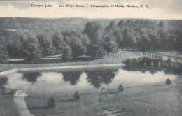 New Hampshire Hudson Campus Lake Lac Notre Dam Presentation de M
