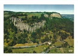 Cp, 19, BOrt-les-Orgues, Les Orgues, Enormes Colonnads Phonolithiques - Autres Communes