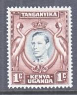 K.U.T. 66   * - Kenya, Uganda & Tanganyika