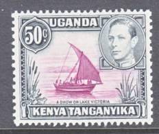 K.U.T. 79a  Type II     * - Kenya, Uganda & Tanganyika