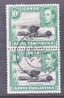 K.U.T. 70a  Perf  13 X 12 1/2    (o) - Kenya, Uganda & Tanganyika