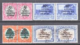 K.U.T. 86-9  (o) - Kenya, Uganda & Tanganyika