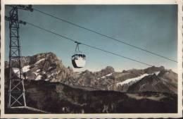 Postcard-Cablecar;Télécabine;Kabinenbahn - Cartoline