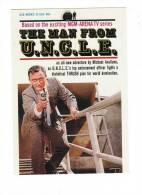 Cinema / Film / Affiche Sur Carte Postale / The Man From U.N.C.L.E. - Manifesti Su Carta