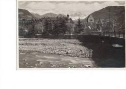 Bolzano Bozen Italia Ponte Di Talvera Verso Catinaccio 2981 M Sw Um 1929 - Bolzano (Bozen)