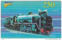 North Korea, KN-NEATT-1004, Train 250 NEAT & T, 2 Scans. - Korea, North