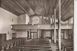 5102 WÜRSELEN - MORSBACH, Kath.Pfarrkirche St.Balbina, Kirchenorgel, 1964 - Würselen