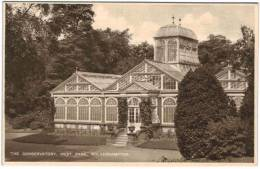 Royaume-Uni - Angleterre  - Wolverhampton - Conservatory - 2 Cards - Wolverhampton