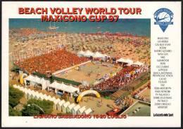 BEACH VOLLEY - ITALIA 1997 - WORLD TOUR MAXICONO CUP ´97 LIGNANO SABBIADORO - NUOVA - Volleyball