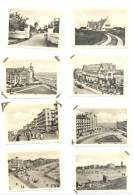 """KNOKKE - Lot De 20 Petites Photos (6 X 9 Cm) """"Nels"""" (sf54) - Lieux"""