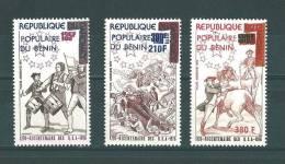 Bénin: PA  260/ 262 ** - Us Independence