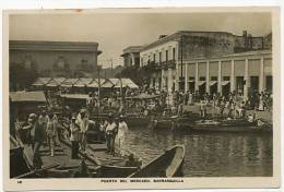 Barranquilla  Puerto Del Mercado  No 18 - Colombia