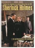 SHERLOCK HOLMES N° 11    LOOK/VOIR/SCAN  Français - English  ...        !!!! SUPER SALE !!!! - Policiers