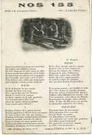 Is Sur Tille Carte Nos 155 Guerre 1914  Chanson Joanny Furtin Censuré Dijon Capitaine Ozouf - Is Sur Tille