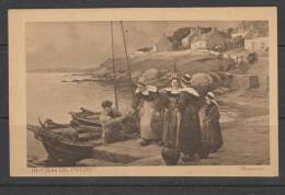 Carte Neuve Pasquier Retour De Pêche - Belgique