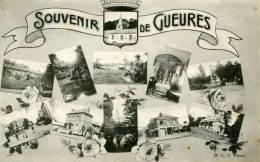 76-SOUVENIR DE GUEURES...CPA  MULTIVUES - France