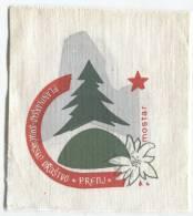Patches, Designation - Mountaineering, Alpinism, Climbing, Club PRENJ, Mostar, Bosnia And Herzegovina - Blazoenen (textiel)