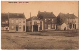 05400g PLACE Du FICHAUX - CAFE - Pont-à-Celles - Pont-à-Celles