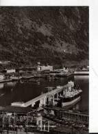 NORVEGE - NORGE - NARVIK - Malmkaien Og Havnebygget - Norway