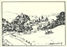 MILLENAIRE DE DION  987-1987.  Dion-le-Mont : Quatre Carrés. - Chaumont-Gistoux
