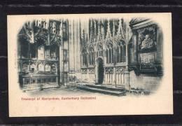 30533    Regno  Unito,  Canterbury  Cathedral,  Transept  Of  Martyrdom,  NV - Canterbury