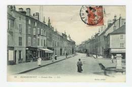 REMIREMONT - Grande Rue - Remiremont