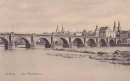 Germany Koblenz Die Moselbruecke