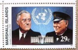 MARSHALL ISLANDS: 2° Guerre Mondiale  SERIE N°31 NEUF MNH** - 2. Weltkrieg