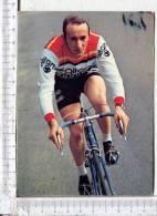 "EQUIPE   CYCLES  "" GITANE ""     CAMPAGNOLO   -   Pierre Raymond  VILLEMIANE - Cyclisme"