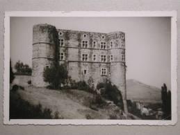 Alba La Romaine, Vieux Château Féodal - Viviers