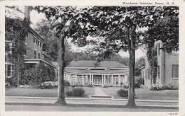 New Hampshire Dover Woodman Intitute - Dover