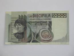 10000 LIRE - Diecimila - ITALIE  - Banca D´Italia 1976-1978. - Italie