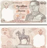 Thailand # 98, 10 Baht, ND (1995), UNC / NEUF - Thailand