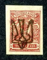 1918  RUSSIA-Ukraine Odessa V  Scott 10m  Mint*  ( 6784 ) - Ukraine Sub-Carpathique