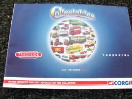 CATALOGO CORGI TOYS - COLLECTABLES TRUCK,BUS,CARS Anno 2005 - Catalogi