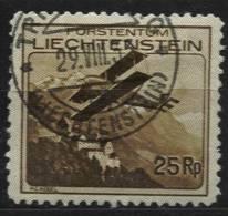 25 Rp.superbe - Poste Aérienne
