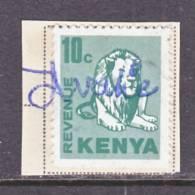 Kenya Revenue 40  (o) - Kenya (1963-...)