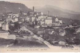 France Grasse Vue Generale Cote Du Midi - Grasse