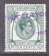 Tanganyika   Revenue 1   (o) - Kenya, Uganda & Tanganyika