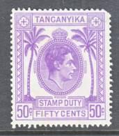 Tanganyika   Revenue 3     (o) - Tanganyika (...-1932)