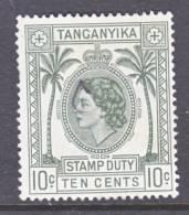 Tanganyika   Revenue  9     (o) - Kenya, Uganda & Tanganyika
