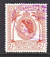 Tanganyika   Revenue  13  (o) - Kenya, Uganda & Tanganyika