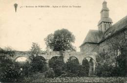 Environs De PLERGUER - Eglise Et Cloître Du Tronchet - Otros Municipios
