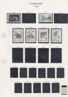 Frankreich 15 Verschiedene Briefmarken - Used - Frankreich