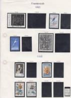 Frankreich 16 Verschiedene Briefmarken - Used - Frankreich