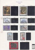 Frankreich 14 Verschiedene Briefmarken - Used - Frankreich